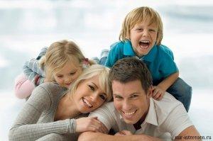 Фразы, которые звучат в счастливых семьях