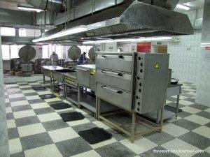 Оборудование столовой и пищеблока